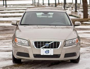 Our view: 2008 Volvo V70