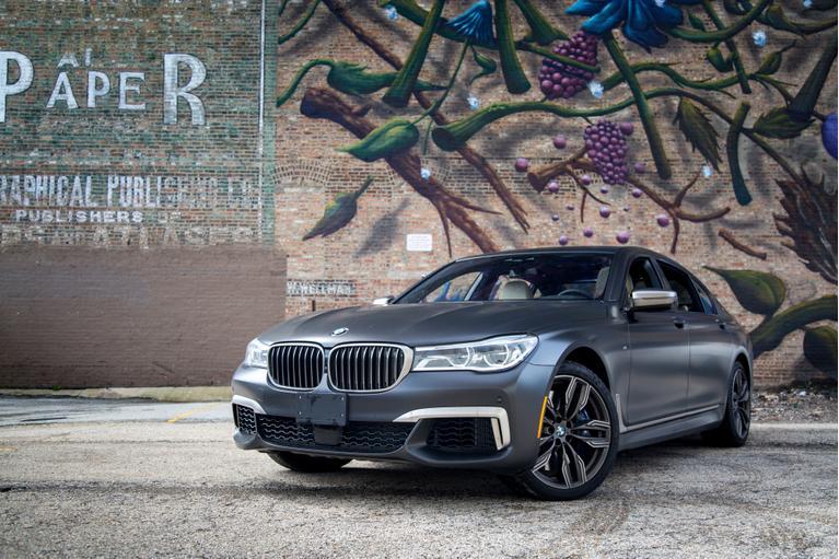 2018 BMW M760 Overview | Cars.com