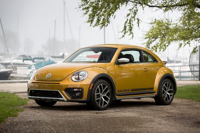 Our View: 2017 Volkswagen Beetle