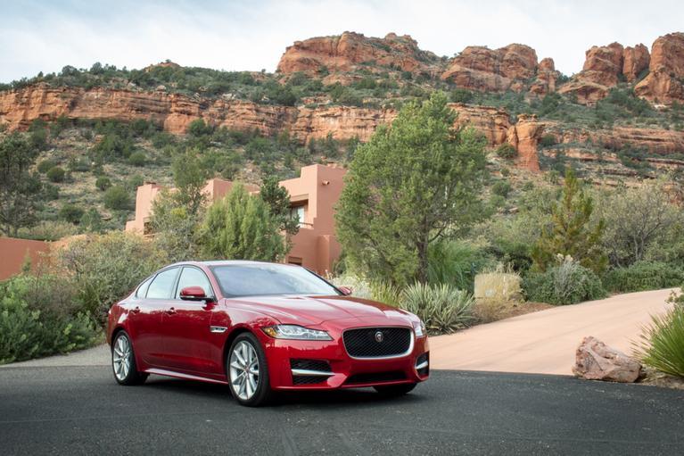 2017 Jaguar XF: Our View