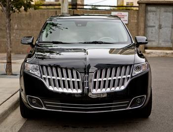 Our view: 2012 Lincoln MKT