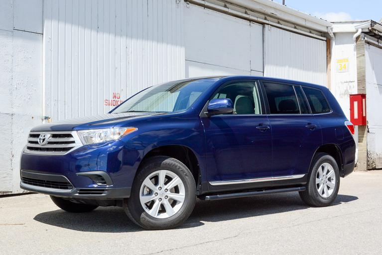 Our view: 2013 Toyota Highlander