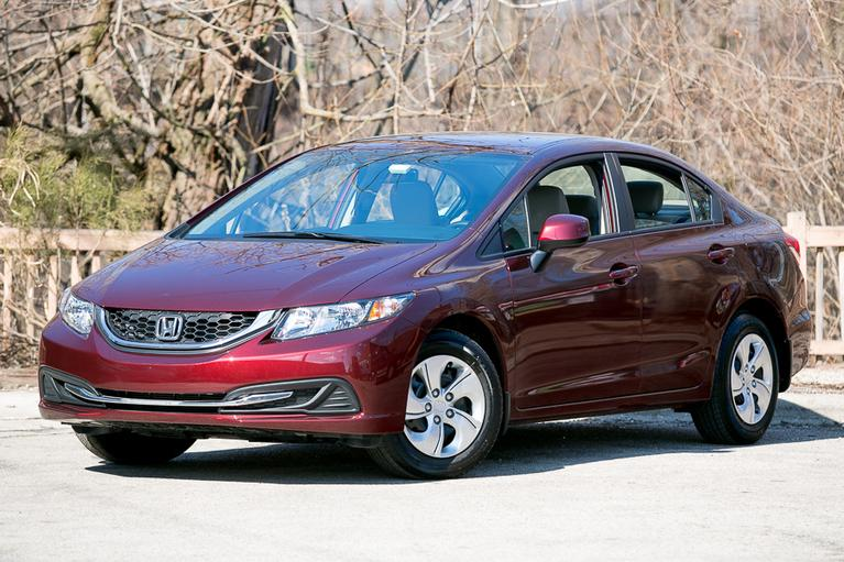 Our view: 2013 Honda Civic