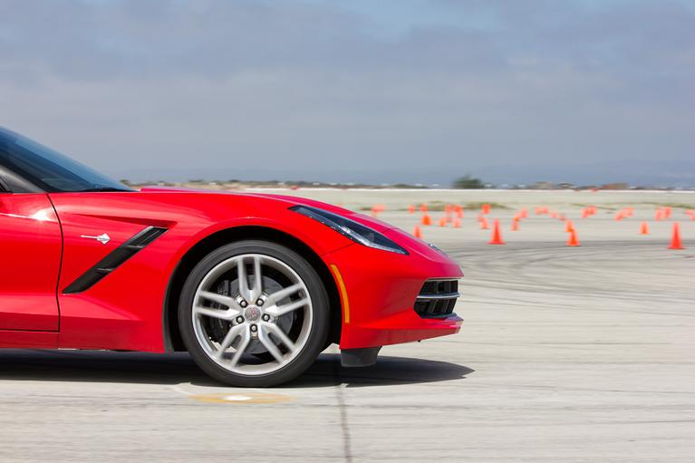 Our view: 2014 Chevrolet Corvette Stingray