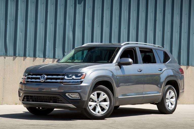 Best of 2018: Volkswagen Atlas