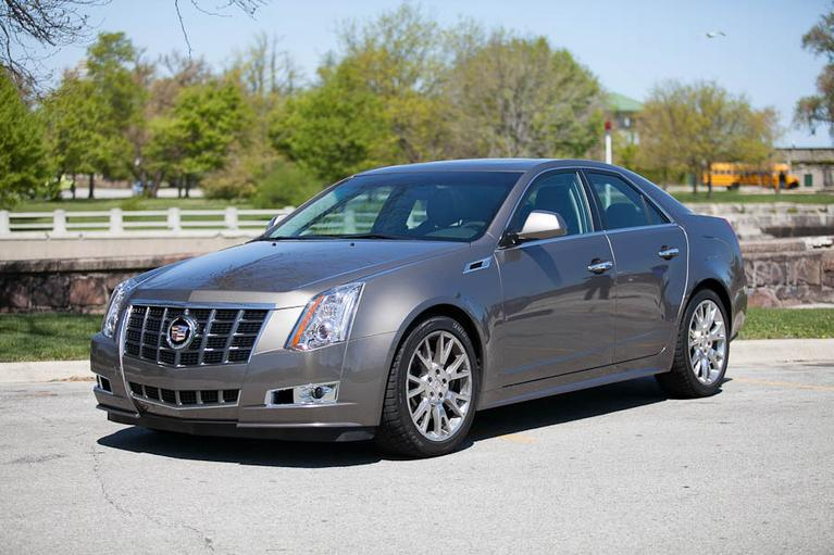 Our view: 2013 Cadillac CTS
