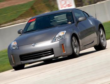 Our view: 2007 Nissan 350Z