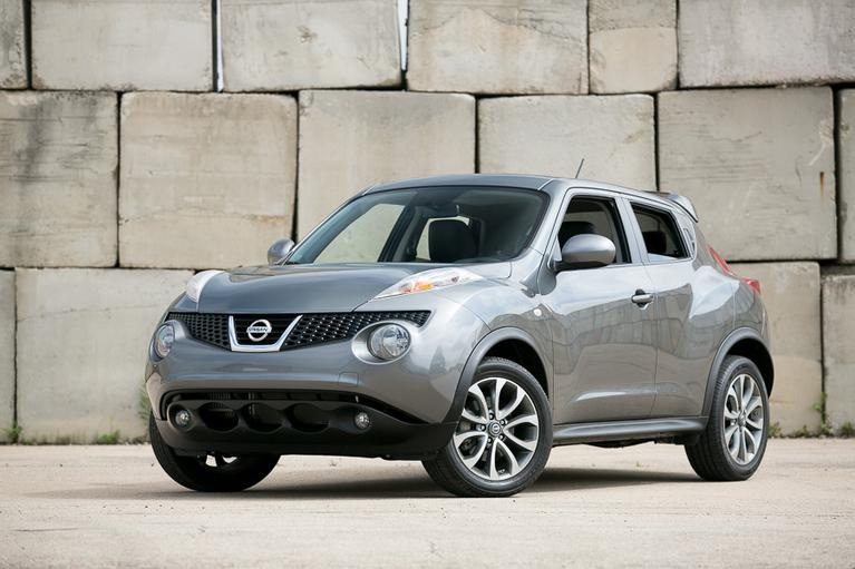 Our view: 2013 Nissan Juke