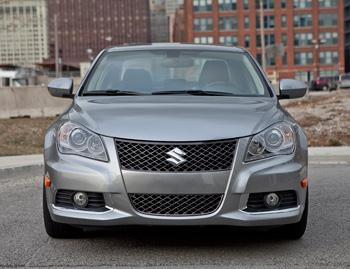 Our view: 2011 Suzuki Kizashi