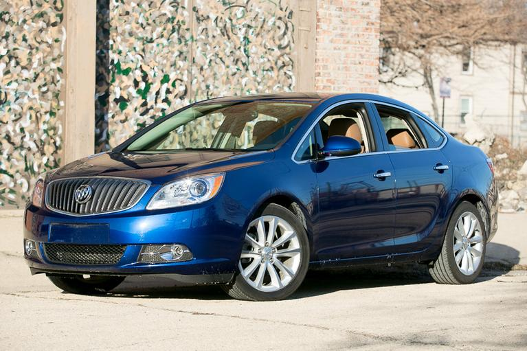Our view: 2014 Buick Verano