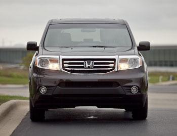 Our view: 2012 Honda Pilot