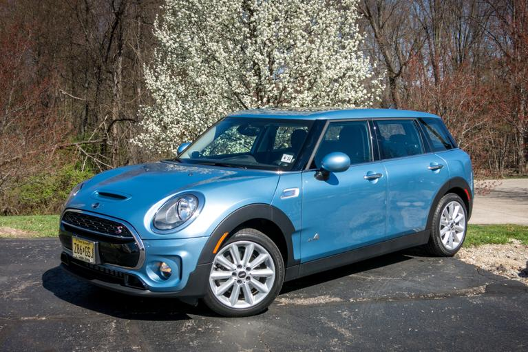 2017 Mini Clubman: Our View