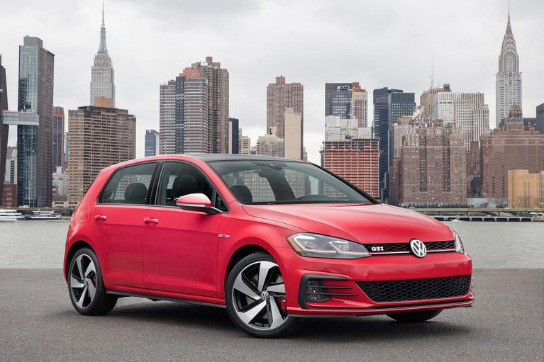 Most Fun-to-Drive Car of the Year: 2018 Volkswagen Golf GTI