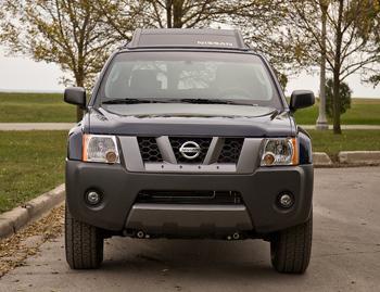 Our view: 2008 Nissan Xterra