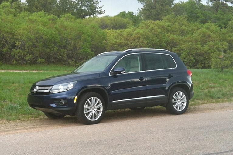 Our view: 2013 Volkswagen Tiguan