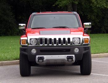 Our view: 2009 Hummer H3