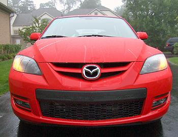 Our view: 2008 Mazda MazdaSpeed3