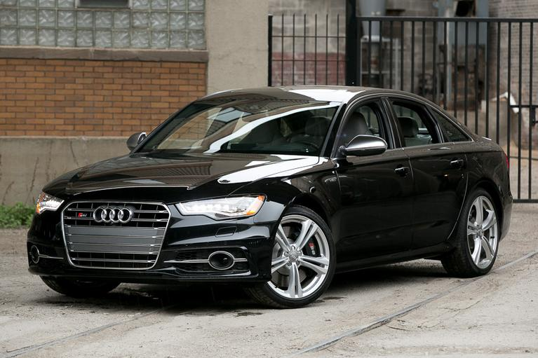 Our view: 2013 Audi S6