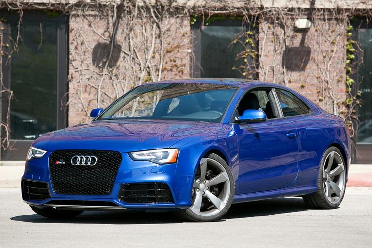 Our view: 2013 Audi RS 5