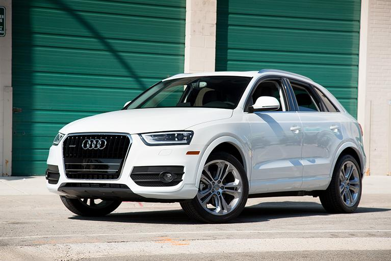Our view: 2015 Audi Q3