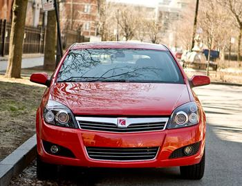 Our view: 2008 Saturn Astra