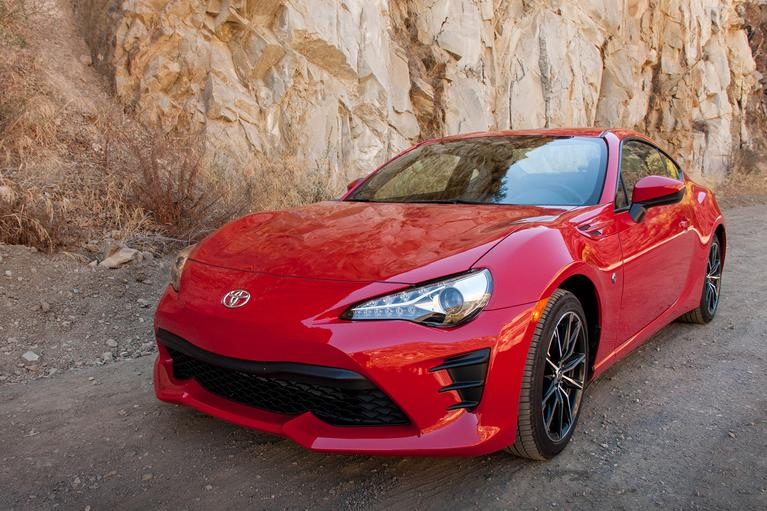 2017 Toyota 86: Our View