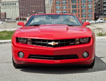 Our view: 2011 Chevrolet Camaro