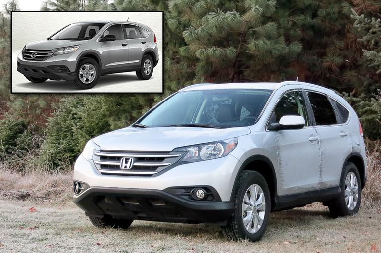 Our view: 2014 Honda CR-V