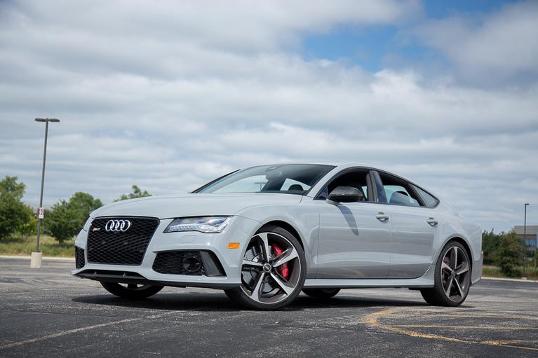 Our view: 2015 Audi RS 7