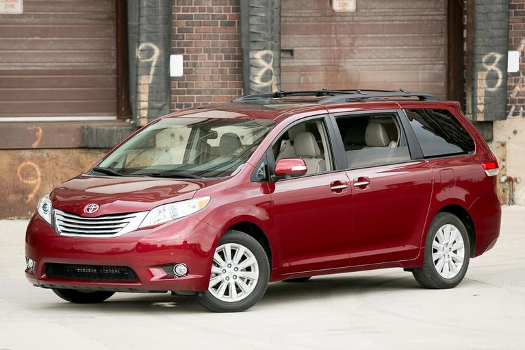 Our view: 2014 Toyota Sienna