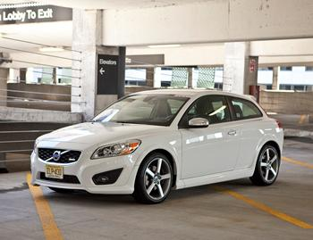 Our view: 2011 Volvo C30