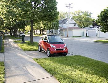 Our view: 2009 smart ForTwo
