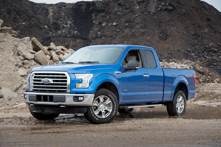 Our view: 2016 Ford F150