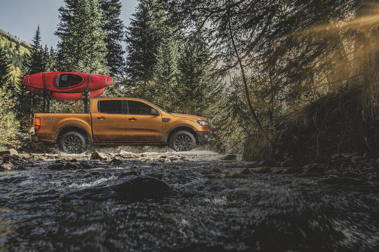The 2019 Ford Ranger Tops What's New This Week on PickupTrucks.com