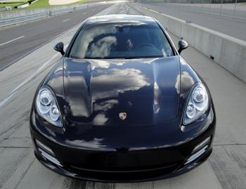 Our view: 2012 Porsche Panamera