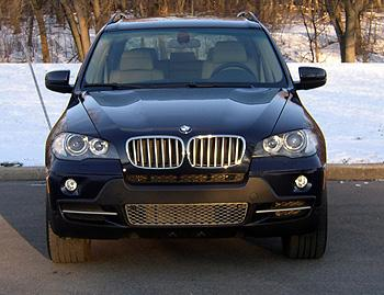 Our view: 2007 BMW X5