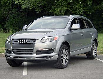 Our view: 2008 Audi Q7