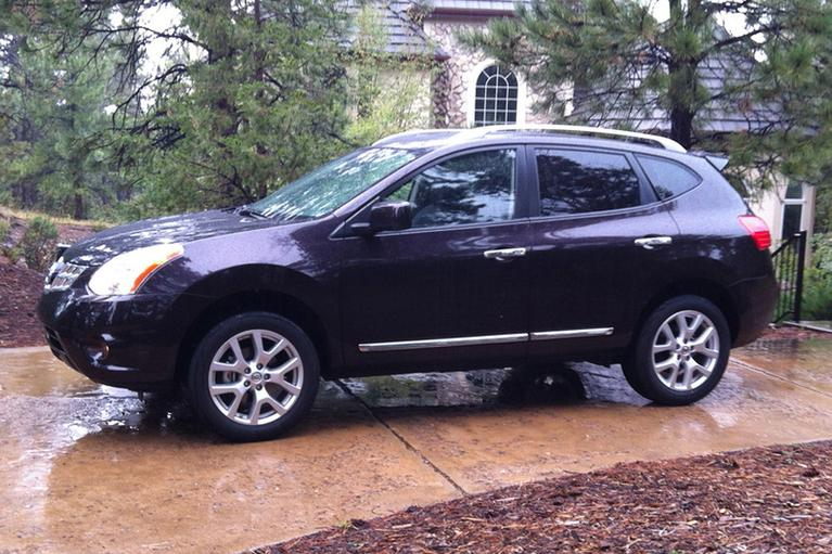 Our view: 2013 Nissan Rogue