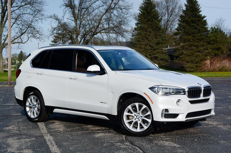 Our view: 2014 BMW X5