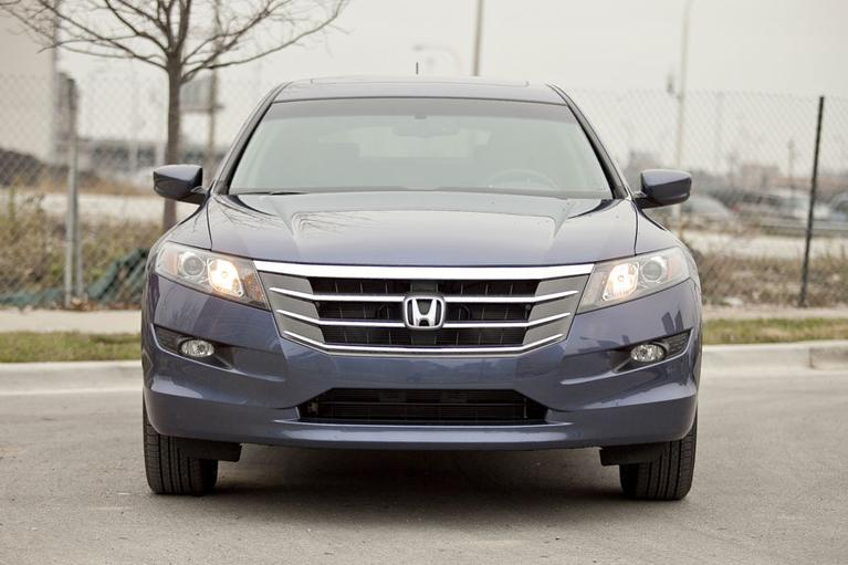 Our view: 2012 Honda Crosstour