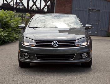 Our view: 2013 Volkswagen Eos