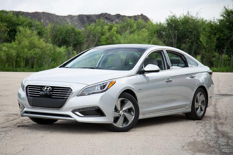 Our View: 2017 Hyundai Sonata Hybrid