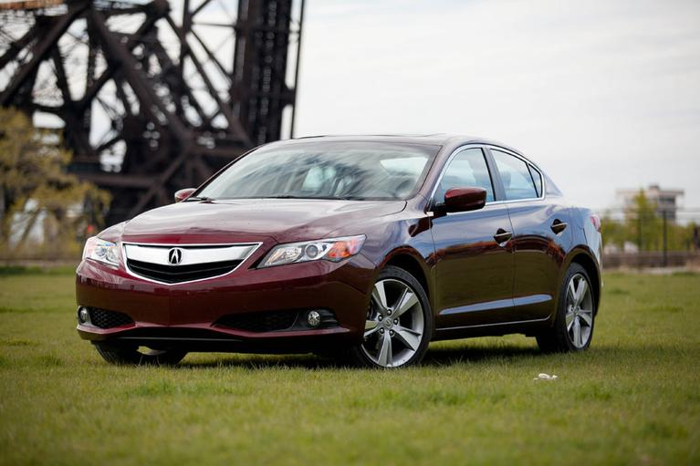Our view: 2014 Acura ILX