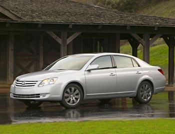Our view: 2006 Toyota Avalon