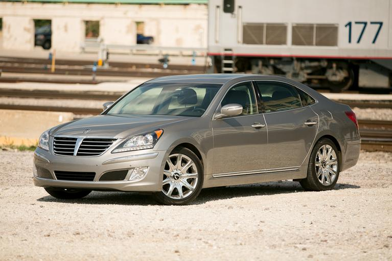 Our view: 2013 Hyundai Equus
