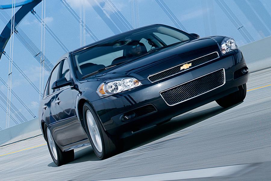 2012 Chevrolet Impala Specs Pictures Trims Colors