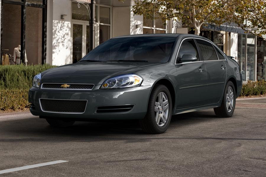 2012 Chevrolet Impala Photo 1 of 7