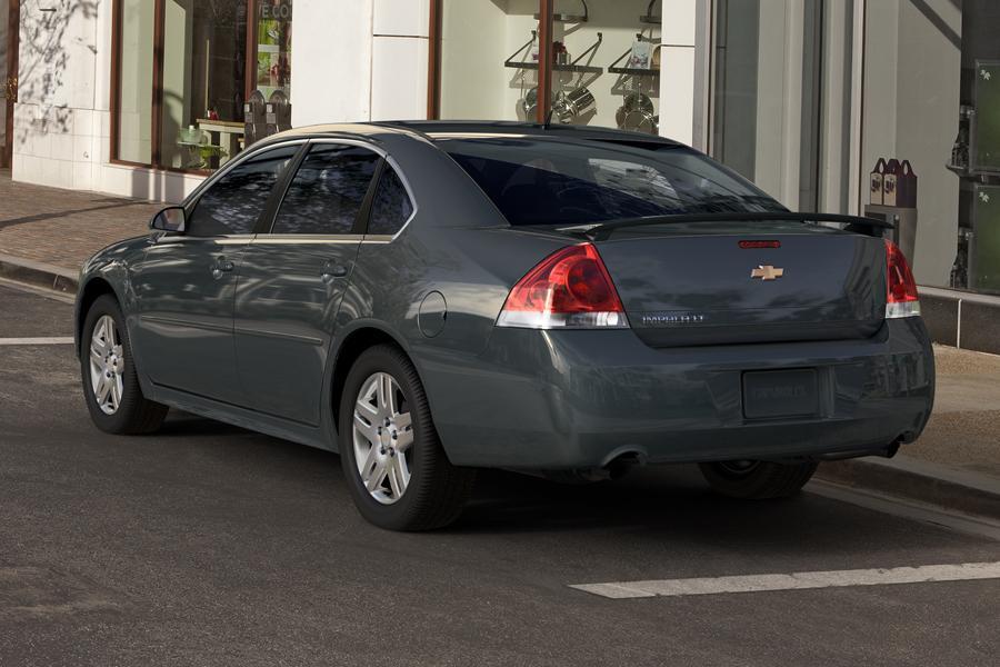 2012 Chevrolet Impala Overview Cars Com