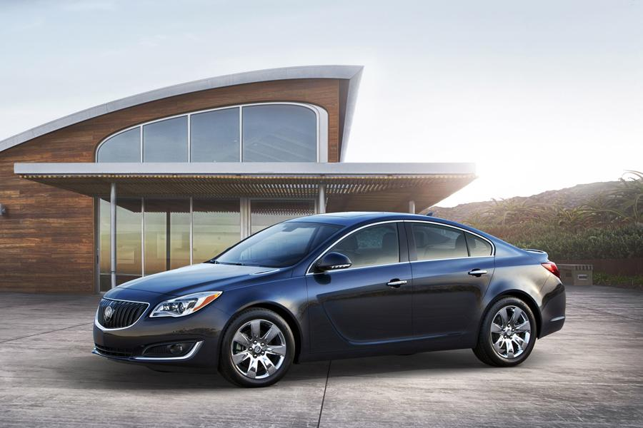 2014 Buick Regal Photo 3 of 18