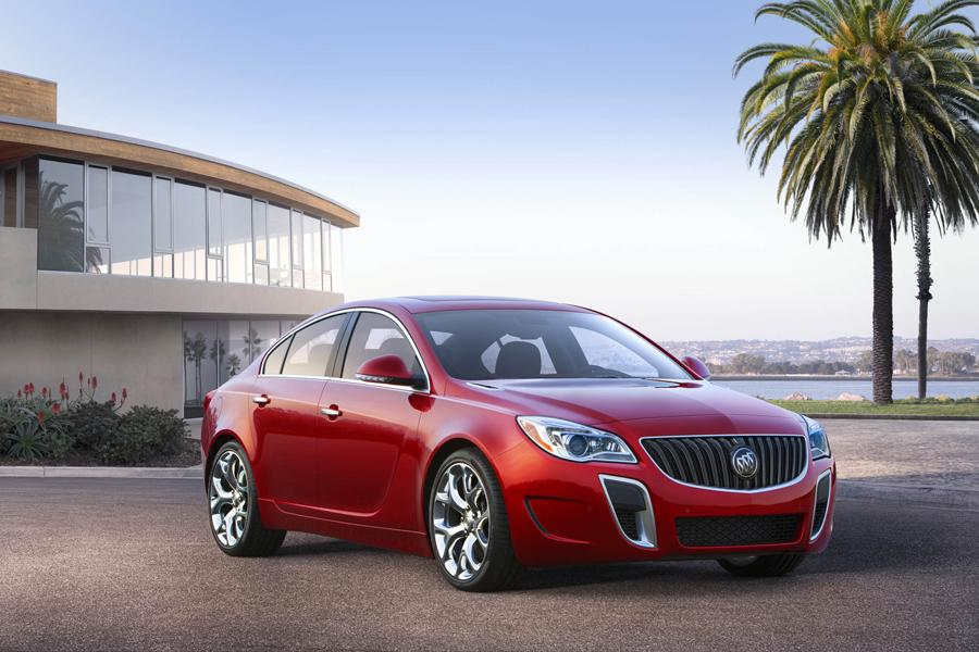 2014 Buick Regal Photo 5 of 18